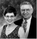 Don Besig with Nancy Price