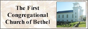 First Congregational Church of Bethel