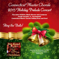 2015 Holiday Prelude Concert CD
